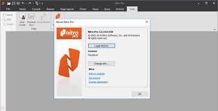 Nitro Pro Enterprise 13.9.1.155 with Crack - Bikroytoday.com