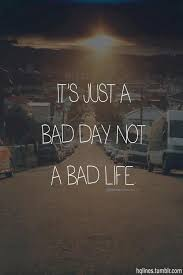 bad day quotes sad image on com