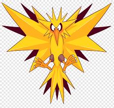 Zapdos Pokémon GO Pikachu Moltres Articuno, pokemon go PNG