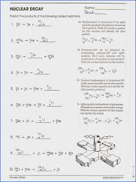 nuclear equations alpha and beta decay