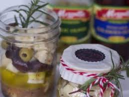 gift in a jar appetizer recipe