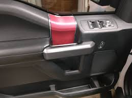 interior door handle trim removal