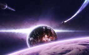 تحميل خلفيات الكواكب المجرات الكون النجوم سديم المذنبات عريضة
