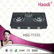 hsg t7232 china 3 burner gas stove