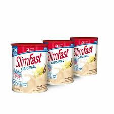 meal replacement shake mix powder