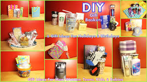 diy gift baskets gift ideas how to