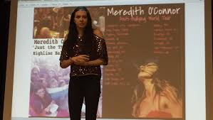 Teen pop star Meredith O'Connor brings anti-bullying message to ...