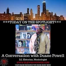 Chicago Spotlight: A Conversation with Duane Powell — Black Widow's Web