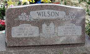 Hilda Gilbert Wilson (1897-1987) - Find A Grave Memorial