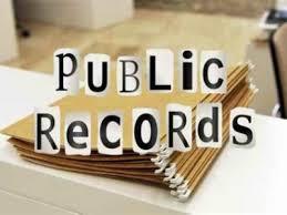Public Records Request - Village of Enon