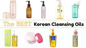 10 best korean cleansing oils ing