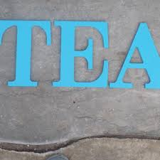 Tea Wooden Word Kitchen Decor Wall Decal From Redrivervalley On