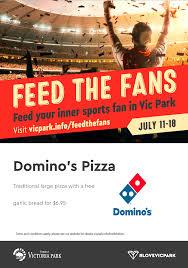 domino s pizza victoria park