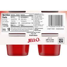 jell o sugar free ready to eat