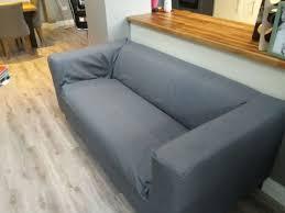 ikea klippan 3 seater couch in