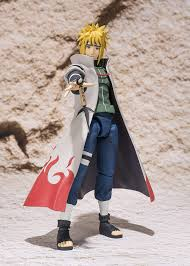 Mô hình Figure Namikaze Minato khoác áo Hokage đệ tứ trong Naruto ...