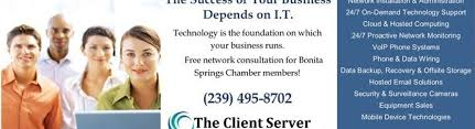 The Client Server Inc - Bonita Springs, FL - Alignable
