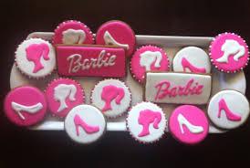 Barbie Cookies Fiesta De Cumpleanos De Barbie Fiesta De Barbie