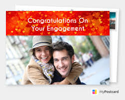on your engagement congratulation cards quotes send real