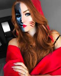makeup for y little red riding hood