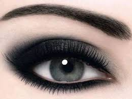 how to do black eye makeup styles at