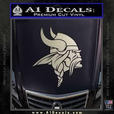 Minnesota Vikings Nfl Logo Decal Sticker A1 Decals