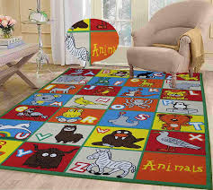 Buy Alphabet Rug For Nursery Kids Play Room Infant Play Yoga Mat Carpets For Kids 4 7 Ft X6 3 Ft In Cheap Price On Alibaba Com