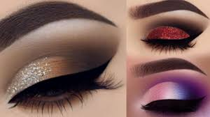 prom eye makeup tutorial pilation