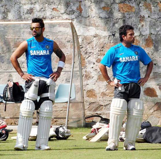 Image result for Who is a better player between Sachin Tendulkar and Virat Kohli?""