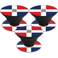Vision Graphic Skin For Popsockets 3 Pack Dominican Flag Mightyskins Protective Durable And Unique Vinyl Decal Wrap Cover Easy To Apply Remove And Change Styles Made In The Usa Rakuten Com