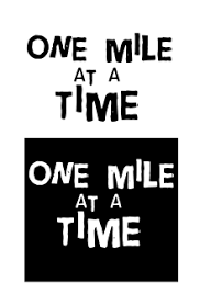 Decal One Mile At A Time 7 Inch Vinyl