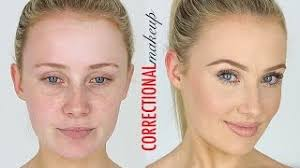 correctional makeup redness large
