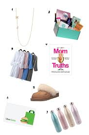 best gifts for a new mom kale and