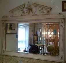 antiques atlas french overmantle mirror