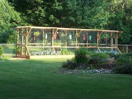 deer proof fence ideas and