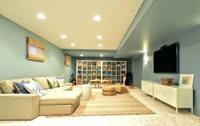 other dark basement paint contemporary