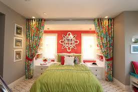 Hamptons Inspired Luxury Home Girls Room Robeson Design San Diego Interior Designers