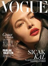 Vogue Türkiye Kasım 2018