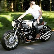 honda cb750 cafe racer a friend who
