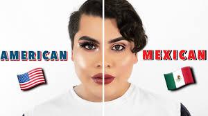 funny mexican makeup tutorial
