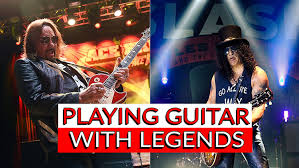 Working with Ace Frehley on Origins, Vol. 1: Untold Stories - Produce Like  A Pro