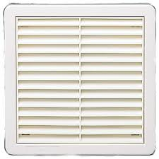 hpm 150mm white universal wall kit for