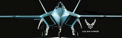 Usaf Logo F22 Fighter Plane Rear Window Graphic Rwg1700 Customautotrim