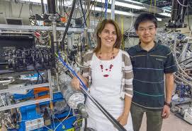 Aleesandra Lanzara and Wentao Zhang, Lawrence Berkeley National Laboratory  [image] | EurekAlert! Science News