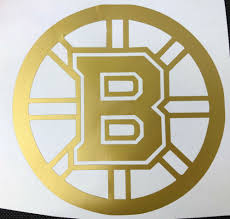 Find Many Great New Used Options And Get The Best Deals For Boston Bruins Logo Gold Vinyl Car Decal New Gift A Car Decals Vinyl Boston Bruins Logo Gold Vinyl