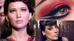 hunger games makeup katniss saubhaya