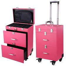 makeup trolley with drawers saubhaya