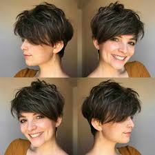 Best Pixie And Bob Short Haircuts For Women 2019 2020 Fryzury
