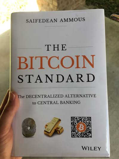 Image result for The Bitcoin Standard""