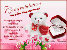 messages of congratulations on your engagement greetings com